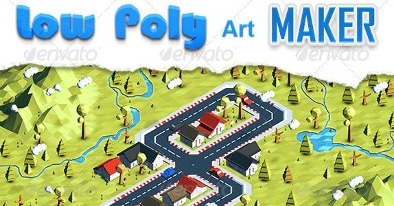 Low Poly Art Maker Free