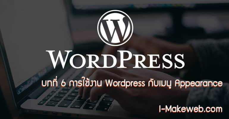 Wordpress Appearance